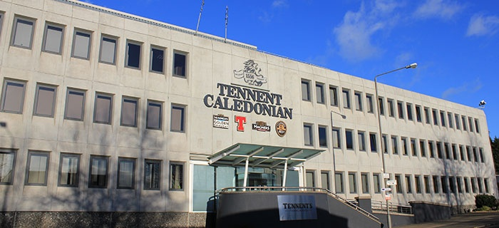 JOHN GILLIGAN STEPS DOWN AS MANAGING DIRECTOR OF TENNENT CALEDONIAN BREWERIES
